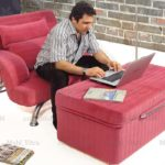 Chista Sofa Bed 1S 1-2