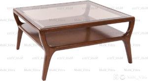 میز جلو مبلی جنوا کد 2
