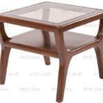 قیمت خرید میز عسلی جنوا کد 2
