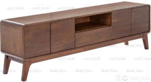 میز تلویزیون مدل جنوا کد 2