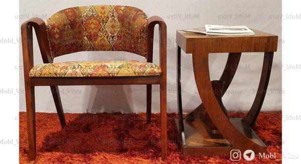صندلی میزبان رز کد 1