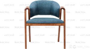 قیمت خرید صندلی میزبان رز کد 8