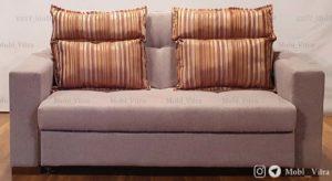 عکس کاناپه تختخواب شو دونفره کیلیم کد 2
