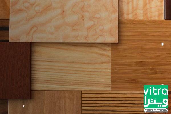 چوب سخت از انواع چوب