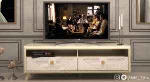 قیمت خرید میز تلویزیون مدل ملودی