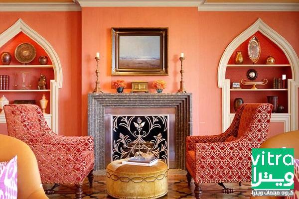 بدترین رنگ ها برای دکوراسیون منزل