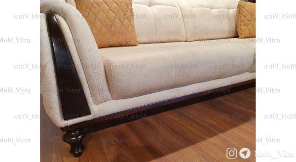قیمت خرید مبل راحتی تختخواب شو سه نفره کلمبیا کد 6
