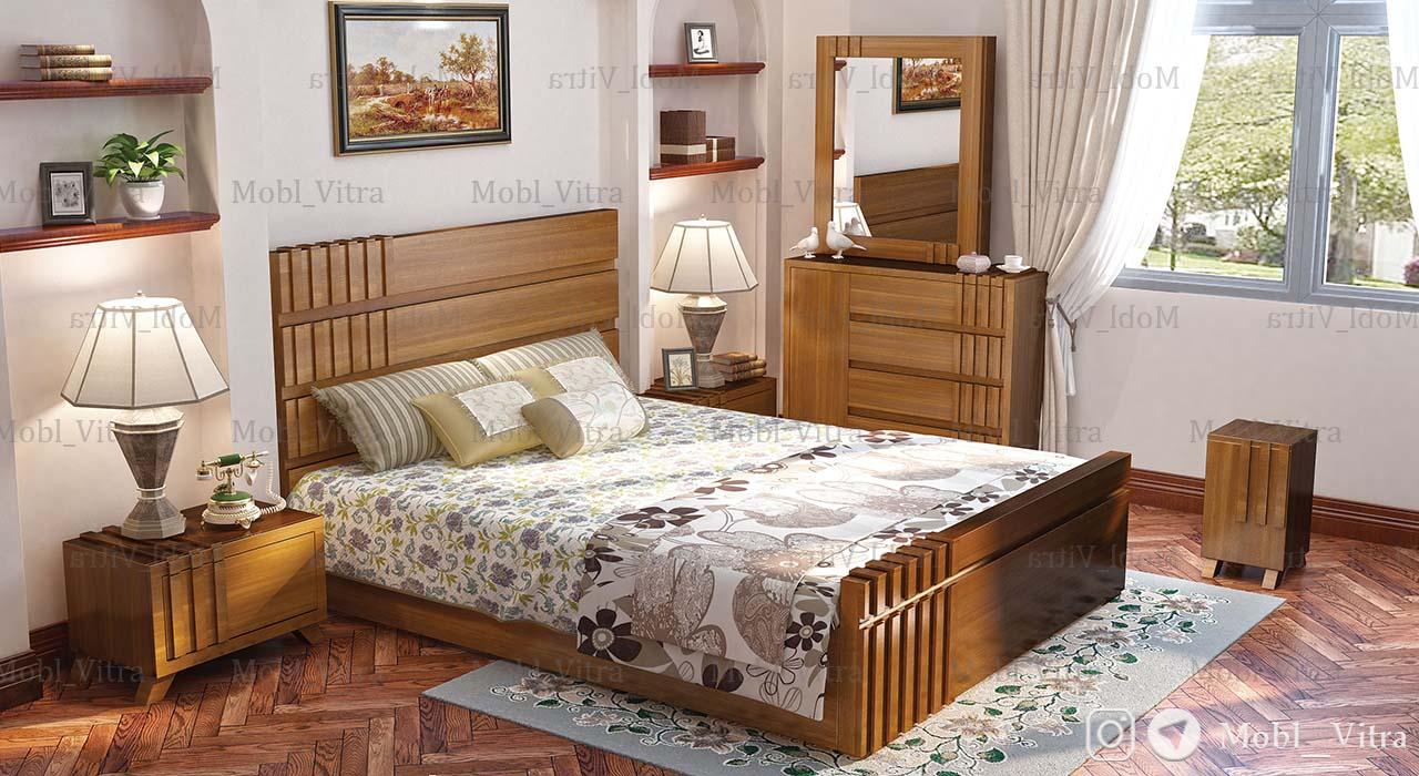 تختخواب عروس کد 8