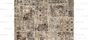 عکس فرش پتینه ویترا مدل 5910 کد 1