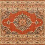 عکس فرش پتینه ویترا مدل 5926