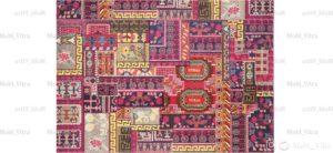 فرش پتینه ویترا مدل 5947
