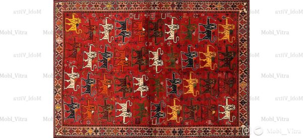فرش پتینه ویترا مدل 5949