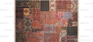 عکس فرش پتینه ویترا مدل 5965