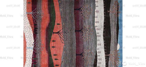 عکس فرش پتینه ویترا مدل 5985