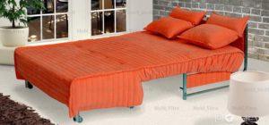 عکس مبل تختخواب شو سیب مدل کاپری عرض 160 کد 2