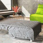عکس مبل تختخواب شو سیب مدل کاپری عرض 160 کد 3