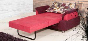 مبل تختخواب شو سیب مدل کارن عرض 100