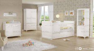 قیمت خرید سرویس خواب نوزاد ویترا مدل 6109