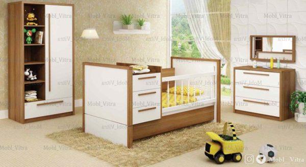 عکس سرویس خواب نوزاد ویترا مدل 6134