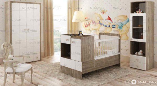 عکس سرویس خواب نوزاد ویترا مدل 6146