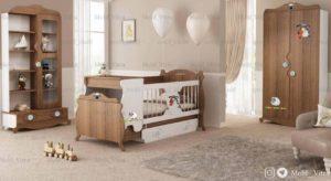 سرویس خواب نوزاد ویترا مدل 6147