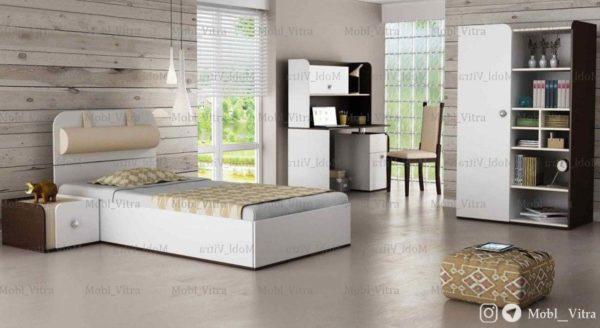 قیمت خرید سرویس خواب نوجوان ویترا مدل 6305