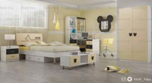 قیمت خرید سرویس خواب نوجوان ویترا مدل 6313