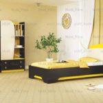 قیمت خرید سرویس خواب نوجوان ویترا مدل 6333