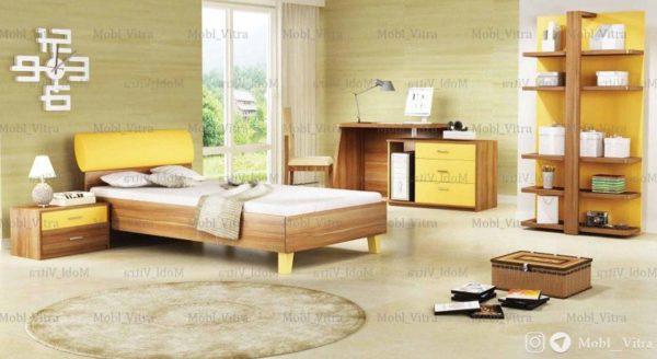 قیمت خرید سرویس خواب نوجوان ویترا مدل 6340