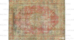 قیمت خرید فرش وینتیج ویترا مدل 3962