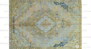 قیمت خرید فرش وینتیج ویترا مدل 5867