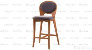 قیمت خرید صندلی کانتر ویترا کد 4