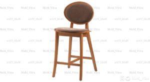 قیمت خرید صندلی کانتر ویترا کد 6