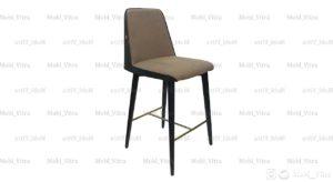 قیمت خرید صندلی کانتر ویترا کد 11