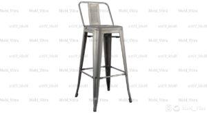 قیمت خرید صندلی کانتر ویترا کد 27