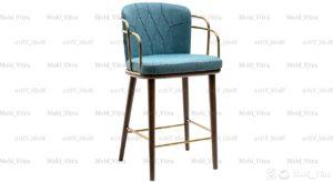قیمت خرید صندلی کانتر ویترا کد 21