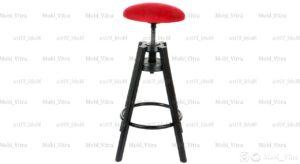 قیمت خرید صندلی کانتر ویترا کد 23