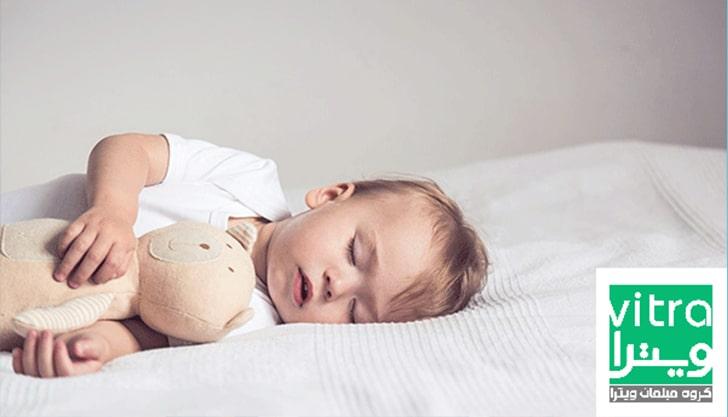 تشک خواب نوزاد