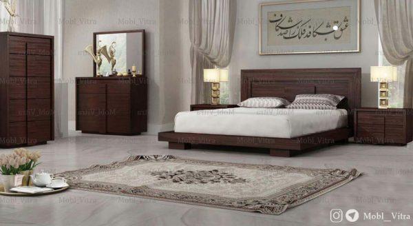 قیمت خرید سرویس خواب ویترا کد 9147
