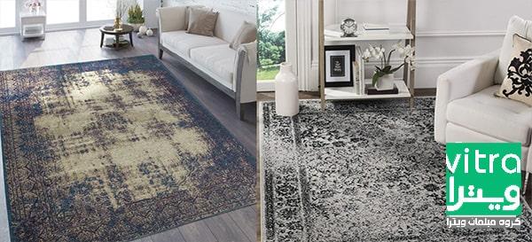 فرش کهنه نما چیست