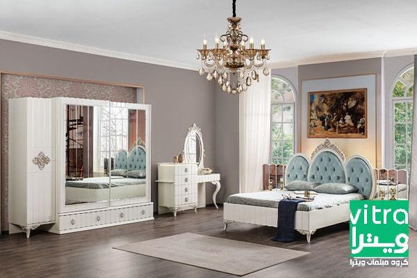 انواع دکوراسیون اتاق خواب ترکیه ای