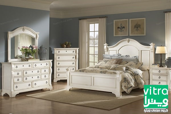 زیباترین اتاق خواب عروس