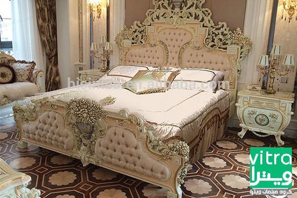 اتاق خواب عروس ایرانی